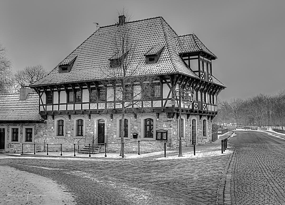 Schloßmühle - Burgsteinfurt