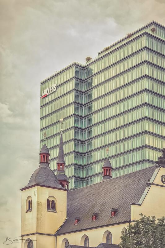 Lanxess/Alt St. Heribert
