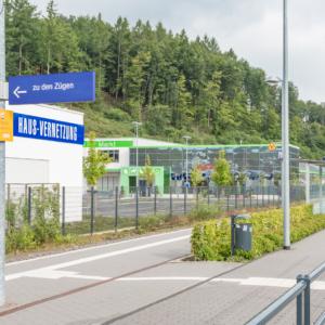 Bahnhof Olpe