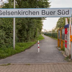 Bahnhof Gelsenkirchen Buer Süd